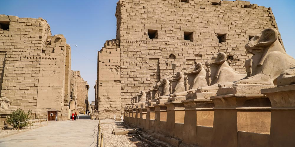 Karnak Temple - Best of Egypt from Makadi - Tours from Hurghada