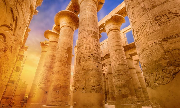 Karnak Temple -Best of Egypt in 3 Days from Marsa Alam - Tours From Hurghada