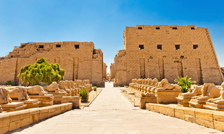 Karnak Temple - Trip to Luxor and Abu Simbel from Makadi - Tours from Hurghada