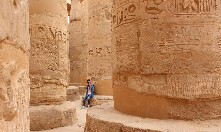 Karnak Temple - Two Days Luxor Trips from Marsa Alam - Tours from Hurghada
