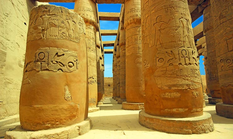 Karnak temple - Luxor Day Trip From Marsa Alam - Tours from Hurghada