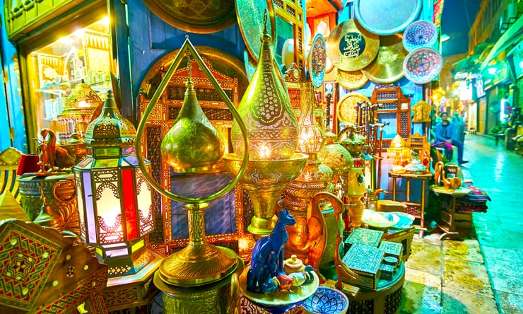 Khan El Khalili Bazaar - Day Trip From Marsa Alam to Cairo by Plane - Tours from Hurghada