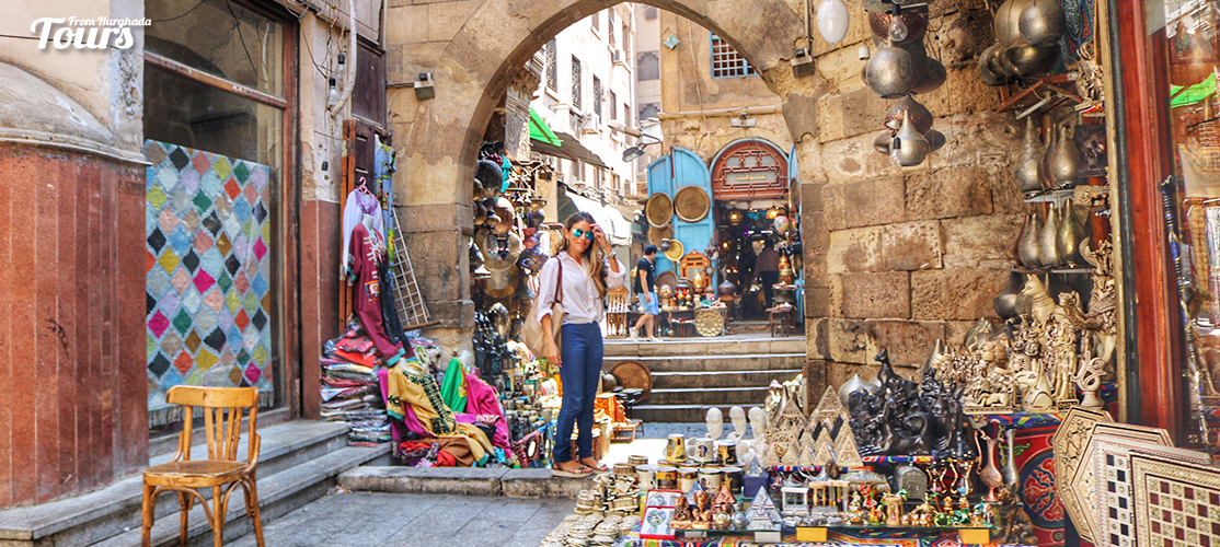 Khan El Khalili - Overnight Tour to Cairo from Makadi by Plane - Tours From Hurghada
