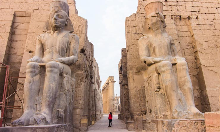 Luxor Temple - 2 Day Trip to Luxor From Makadi Luxor tour from Makadi - Tours from Hurghada