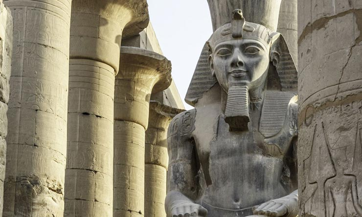 Luxor Temple - Two Days Luxor Trips from Marsa Alam - Tours from Hurghada