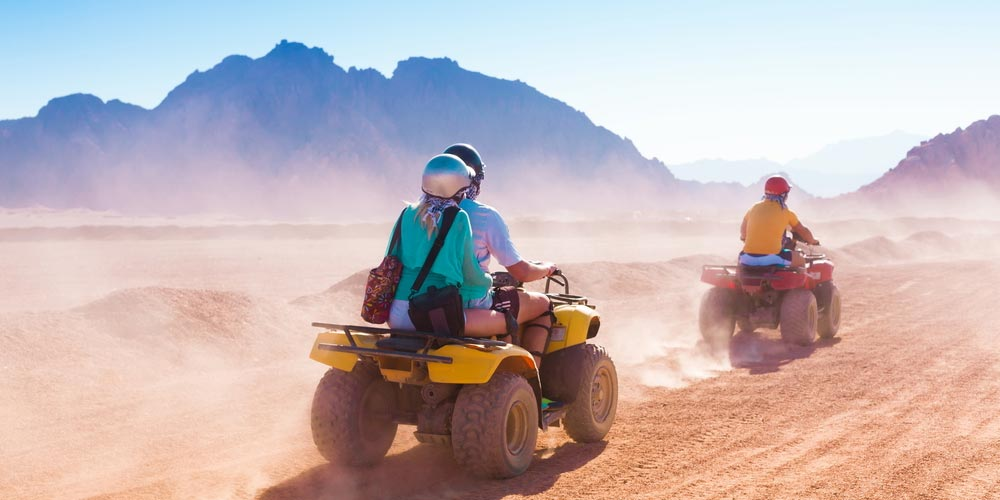 Makadi Super Safari by quad - Tours From Hurghada
