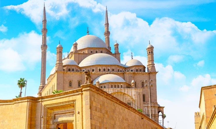 Mohamed Ali Mosque - 2 Days Trip from Marsa Alam to Cairo by Plane - Tours from Hurghada