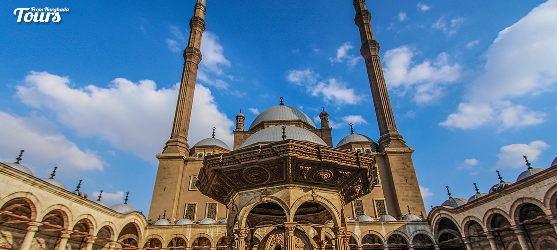 Mohamed Ali Mosque - Two Days Trip from Marsa Alam to Cairo by Plane - Tours From Hurghada