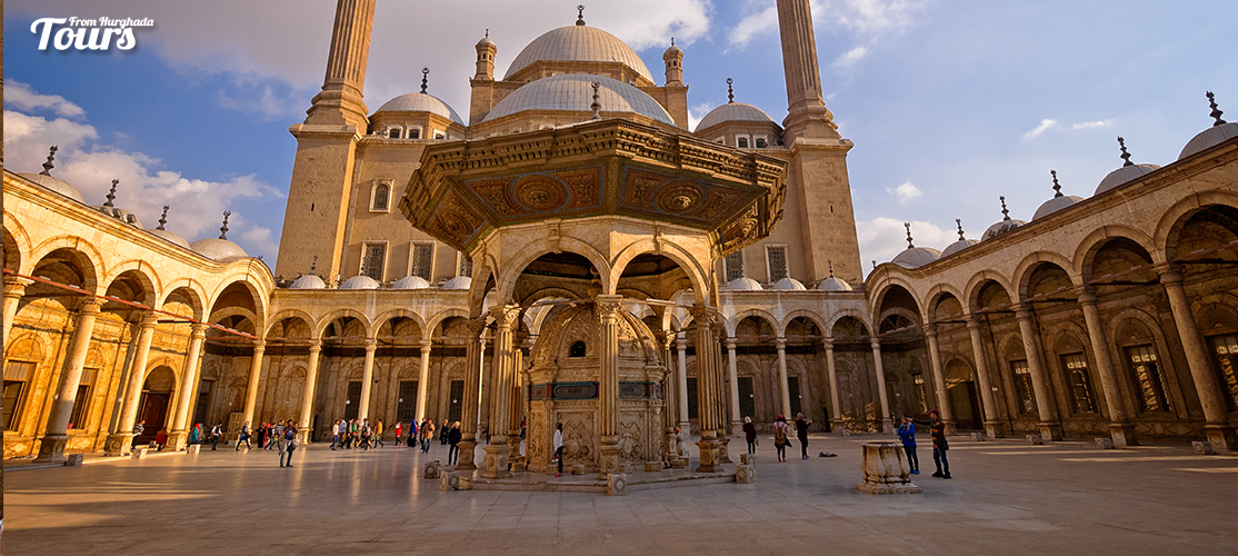 Muhamed Ali Mosque - Overnight Tours to Cairo from Makadi by Bus - Tours From Hurghada