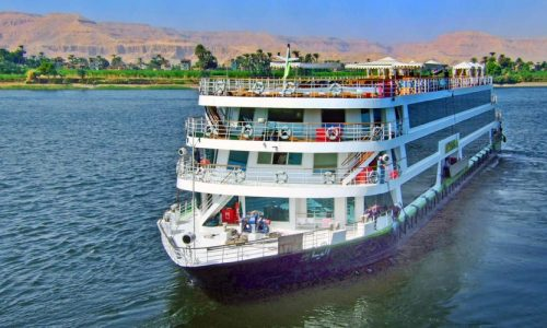 Nile Cruise - 3 Nights Nile Cruise from Makadi - Tours from Hurghada