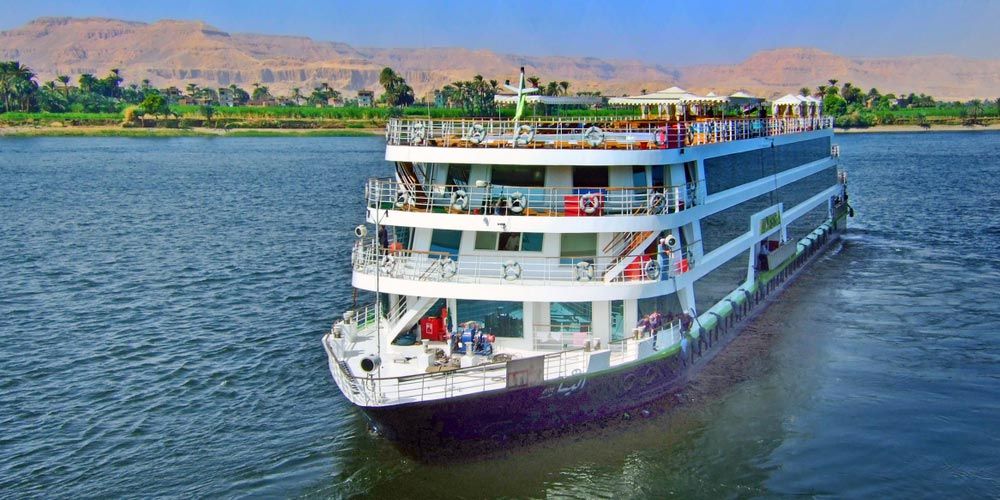 Nile Cruise - 5 Days Nile Cruise from Makadi Bay - Tours from Hurghada