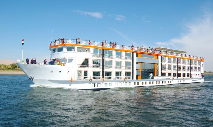 Nile Cruise - 5 Days Nile Cruise from Marsa Alam - Tours from Hurghada
