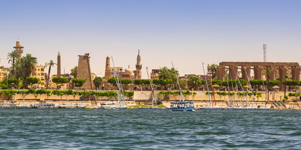 Nile Cruises - 3 Nights Nile Cruise from Makadi - Tours from Hurghada