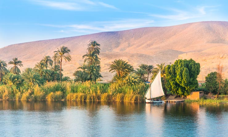 Nile Cruises - 5 Days Nile Cruise from Marsa Alam - Tours from Hurghada