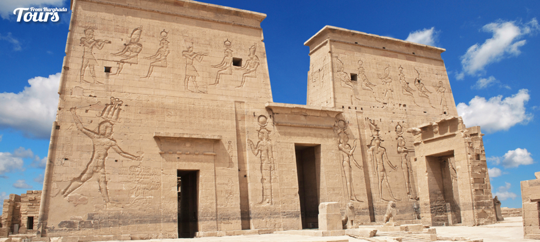 Philae Temple - 4 Nights Nile Cruise from Makadi to Luxor and Aswan - Tours From Hurghada