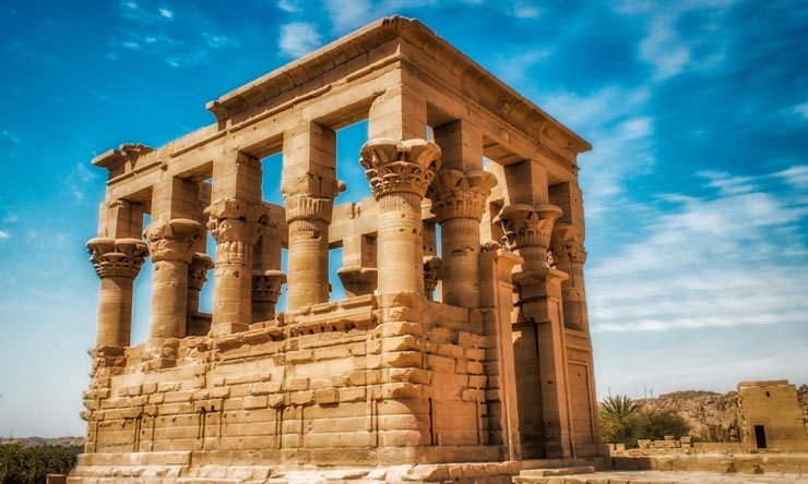 Philae Temple - 5 Days Nile Cruise from Marsa Alam - Tours from Hurghada