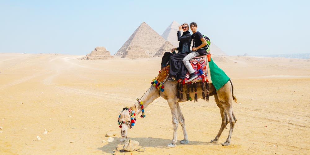 Pyramids of Giza - Cairo and Pyramids from Makadi by Private Car - Tours from Hurghada