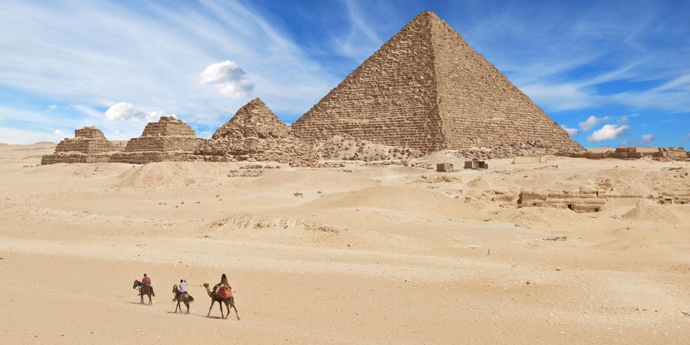 Pyramids of Giza - Day Tour from Hurghada to Cairo by Car - Tours from Hurghada