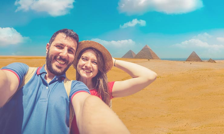 Pyramids of Giza - Day Trip From Marsa Alam to Cairo by Plane - Tours from Hurghada