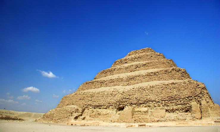 Saqqara Step Pyramid - 2 Day trip to Cairo from Makadi by flight - Tours from Hurghada