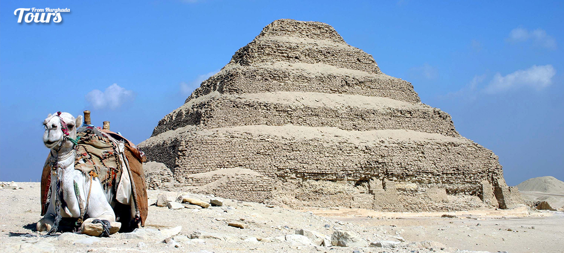Saqqara Step Pyramids - Overnight Tours to Cairo from Makadi by Bus - Tours From Hurghada