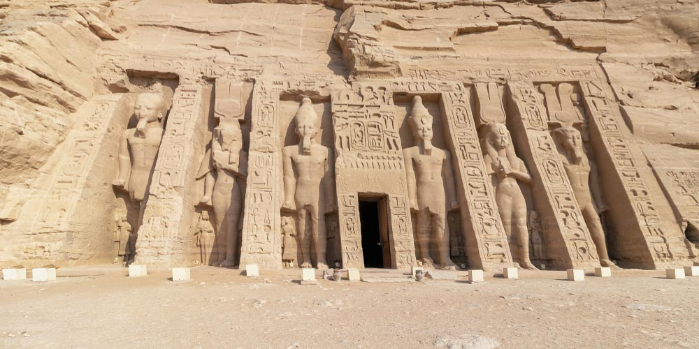 Temple of Abu Simbel - Best of Egypt from Makadi - Tours from Hurghada