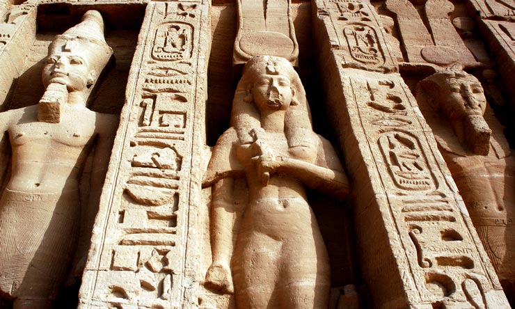 Temple of Abu Simbel - Trip to Luxor and Abu Simbel from Makadi - Tours from Hurghada
