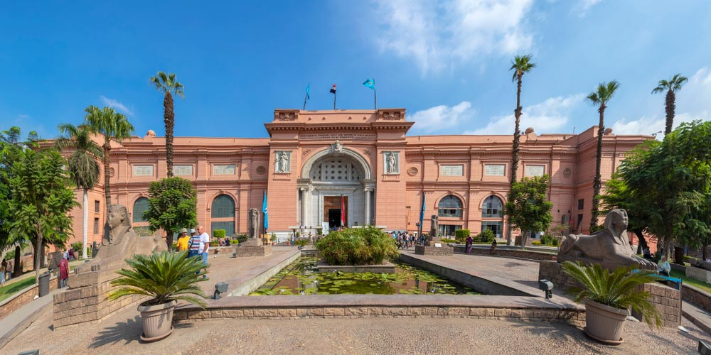 The Egyptian Museum - Day Tour from Hurghada to Cairo by Car - Tours from Hurghada