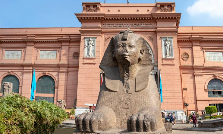 The Egyptian Museum - Day Trip From Marsa Alam to Cairo by Plane - Tours from Hurghada