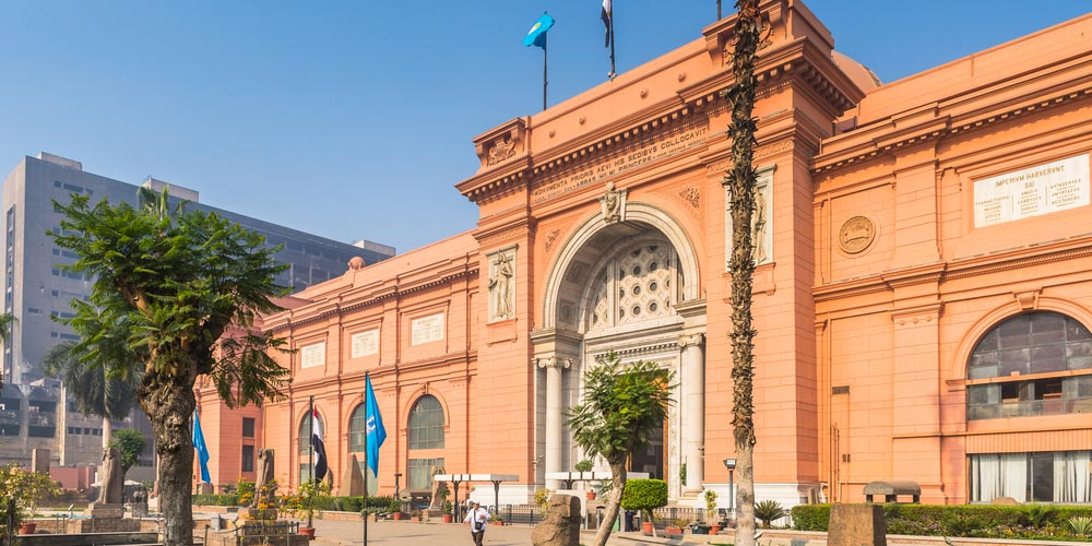The Egyptian Museum - Overnight Tours to Cairo from Makadi by Bus - Tours from Hurghada