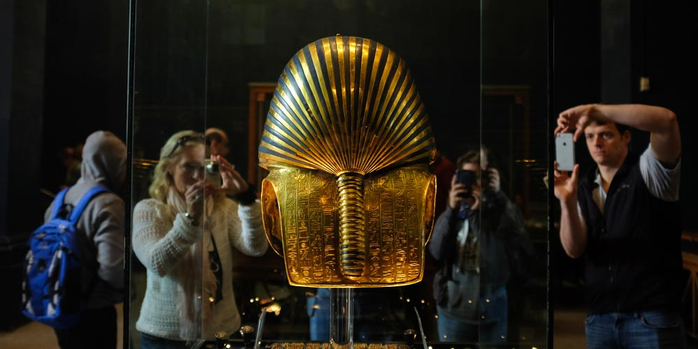 The Egyptian Museum - Tour to Cairo and Giza Pyramids from Makadi by Flight - Tours From Hurghada