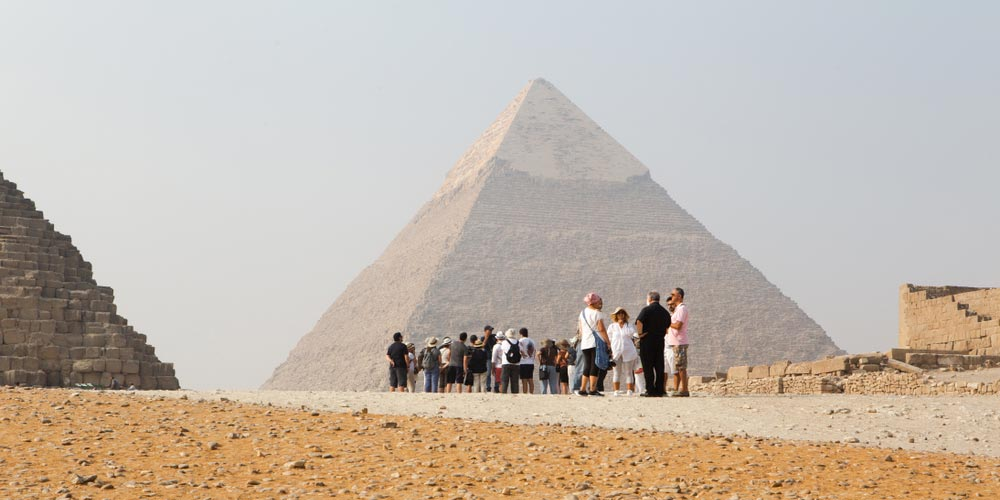 The Great Pyramid - Overnight Tours to Cairo from Makadi by Bus - Tours from Hurghada