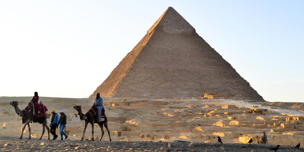 The Great Pyramid - Pyramids Tour from Makadi by Flight - Tours from Hurghada