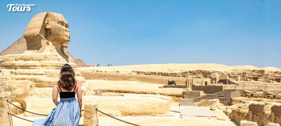 The Great Sphinx - Day Tour from Makadi to Cairo by Plane - Tours From Hurghada
