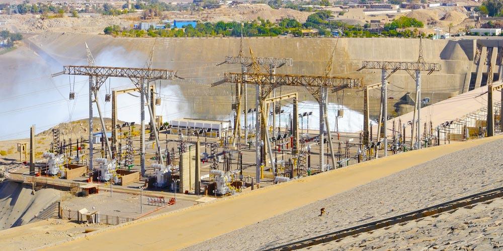 The High Dam - 5 Days Nile Cruise from Makadi - Tours from Hurghada