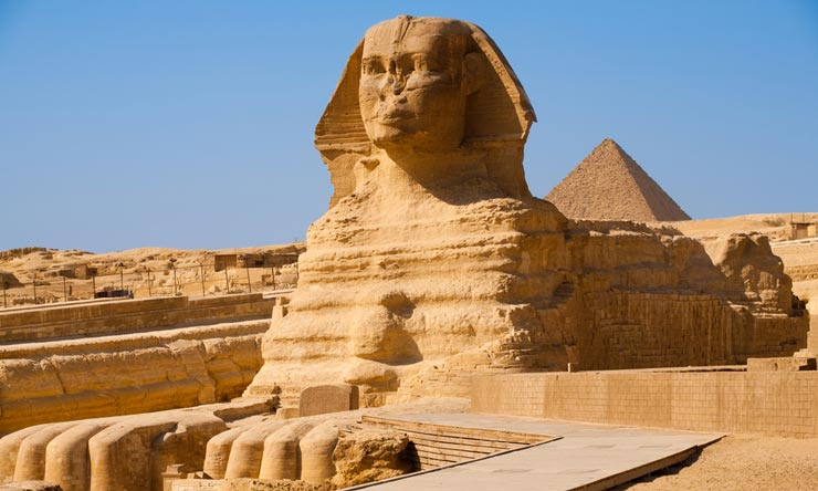 The Sphinx -Best of Egypt in 3 Days from Marsa Alam - Tours From Hurghada