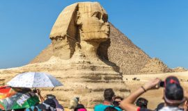 The Sphinx - Tour to Cairo and Giza Pyramids from Makadi by Flight - Tours From Hurghada