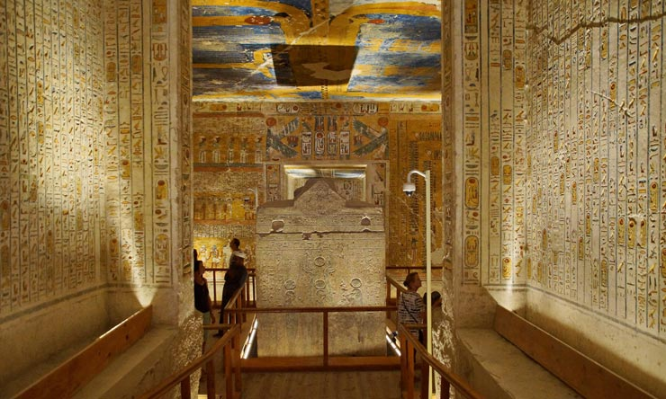 Valley of The Kings - Two Days Luxor Trips from Marsa Alam - Tours from Hurghada