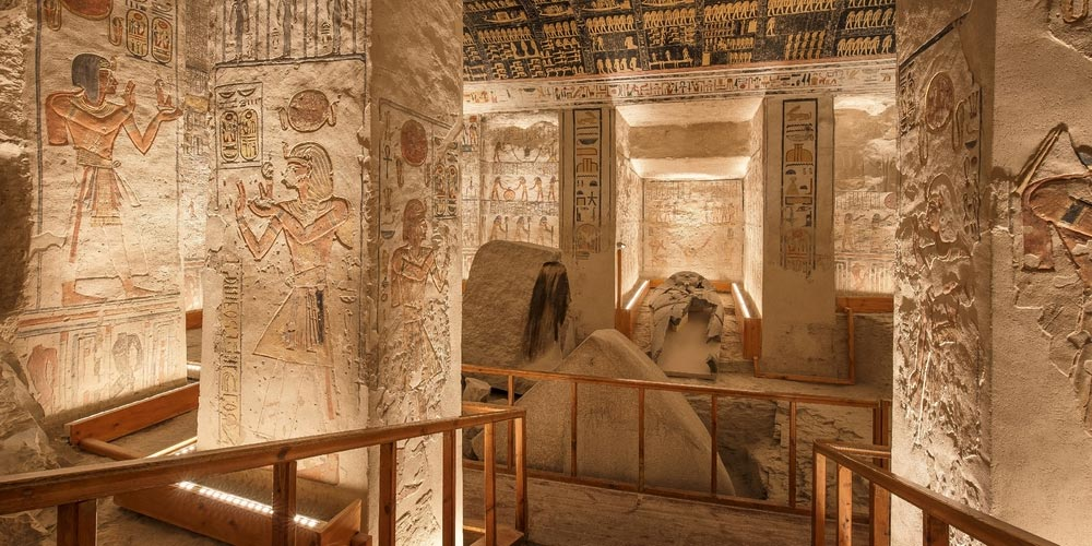 Valley of the Kings - 2 Day Trip to Cairo and Luxor from Makadi - Tours from Hurghada