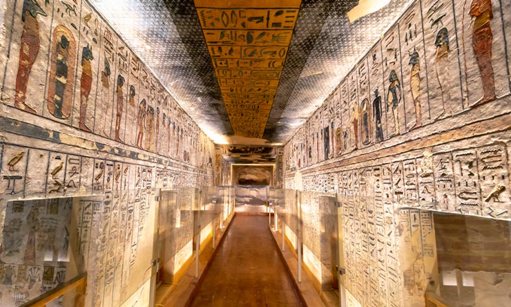 Valley of the Kings - 2 Day Trip to Luxor From Makadi Luxor tour from Makadi - Tours from Hurghada