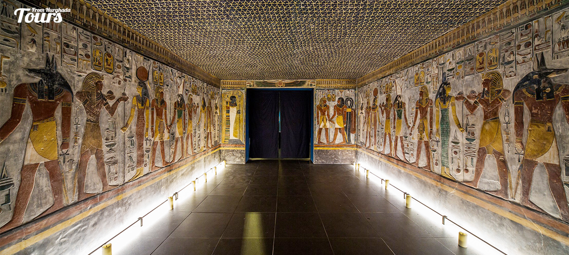 Valley of the Kings - 5 Days Nile Cruise from Marsa Alam - Tours From Hurghada
