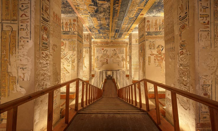 Valley of the Kings -Best of Egypt in 3 Days from Marsa Alam - Tours From Hurghada