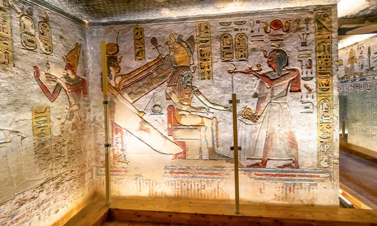 Valley of the Kings - Luxor Day Trip From Marsa Alam - Tours from Hurghada