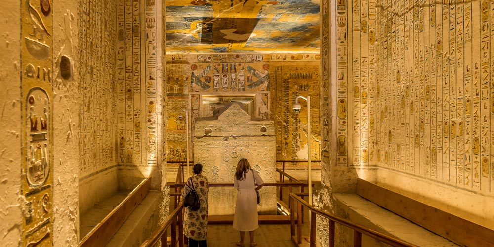 Valley of the Kings - Luxor Day Trip from Makadi - Tours from Hurghada