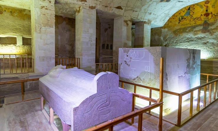 Valley of the Kings - Trip to Luxor and Abu Simbel from Makadi - Tours from Hurghada