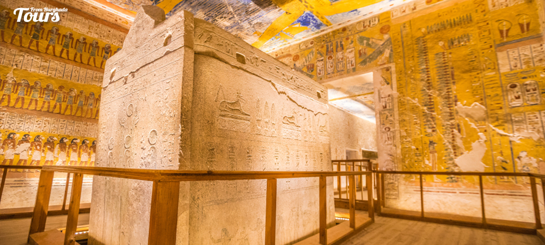 Valley of the Kings - Two Days Tours from Marsa Alam to Abu Simbel and Luxor - Tours From Hurghada