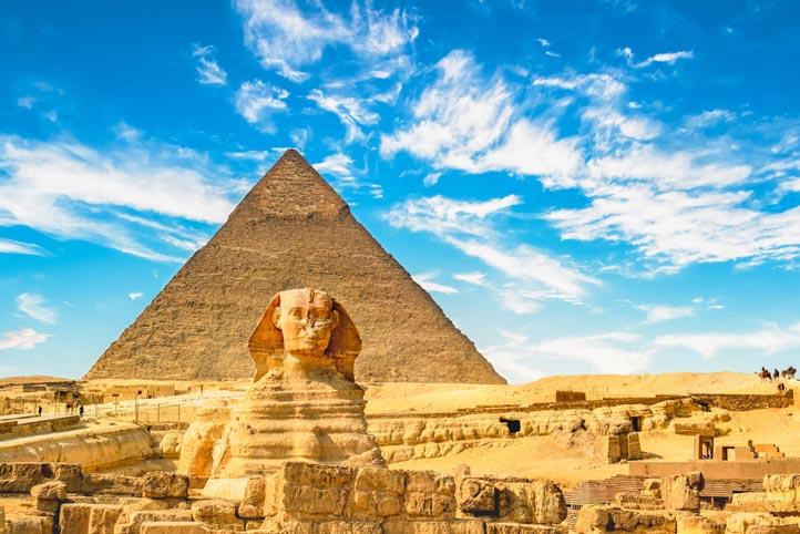 Pyramids of Giza - Giza Pyramids - 2 Days Cairo & Luxor Tours from Marsa Alam - Tours from Hurghada
