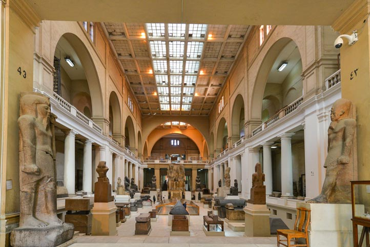 The Egyptian Museum - Giza Pyramids - 2 Days Cairo & Luxor Tours from Marsa Alam - Tours from Hurghada
