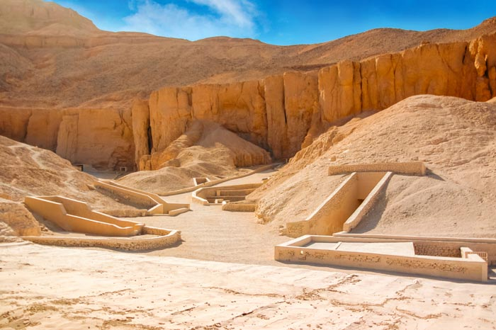Valley of the Kings - Giza Pyramids - 2 Days Cairo & Luxor Tours from Marsa Alam - Tours from Hurghada