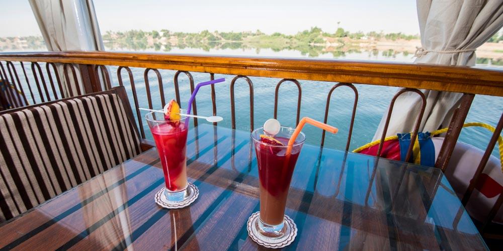 4 Täge Luxor und Aswan Nilkreuzfahrt von Makadi - Tours from Hurghada